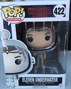 Stranger Things - Eleven Underwater Pop! Vinyl Figure No: 422