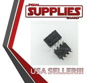 LM308N DIP Chip for DIY Rat Style Guitar Distortion Pedal USA Seller