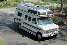 1990 FORD E250 FALCON RV by InterVec; UPGRADED; LOW MILES; MOTIVATED SELLER