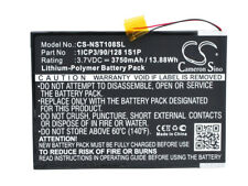 """1ICP3/90/128 1S1P Battery for Nuvision Nuvision 10.1""""  TM1088C 3750mAh / 13.88Wh"""