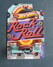 2013 Hot Wheels Jukebox #11--'57 Plymouth Fury Rock 'n Roll