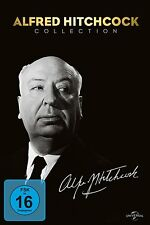 ALFRED HITCHCOCK CLASSIC COLLEZIONE Cocktail PSYCHO Finestra FRENZY 14 Box DVD