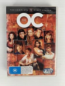 The OC The Complete First Season 1 Box Set 7 Discs FREE TRACKED POSTAGE