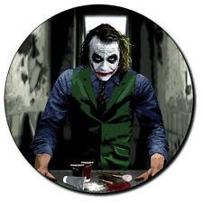 Parche imprimido, Iron on patch /Textil Sticker/ - Batman, D, Joker
