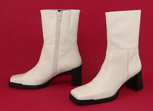 VAGABOND EDWINA Schuhe Stiefel Damenstiefel Stiefelette Boots Leder Gr. 41