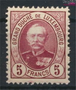 Lussemburgo 66B MNH 1891 Adolf (9616385