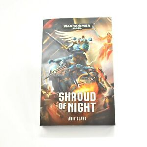 Shroud of night Book Black Library ENGLISH Warhammer 40K Used