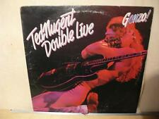 Ted Nugent: Double Live Gonzo (Strong VG 2LP)