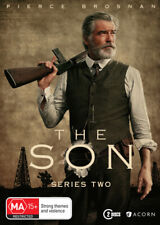The Son Complete Second Season Series 2 DVD and Region 4