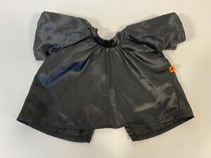 Build A Bear BAB Graduation Black Judges Robe Only