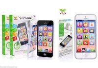 Niños y-Phone Y Pantalla Táctil Educativo 123 Niños IPHONE TOY4s 5