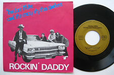 """7"""" Guitar Mike & The Crazy Rhthm Shakers - Rockin' Daddy - Michael Stein"""