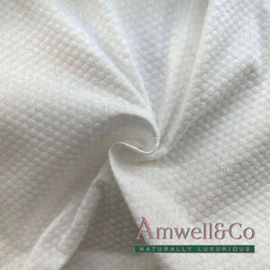 50 x WHITE Hairdressing disposable biodegradable towels 80cm x40