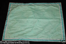 Xhilaration Green Standard Pillow Sham nwop #325