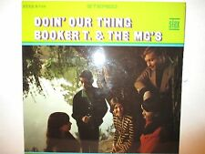 Booker T. and the MG's  Stax 724  Doin' Our Thing  Rare German Atlantic Label