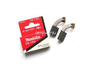 1Pair Makita CB153 Carbon Brushes For Makita Saw 5800 5900 BR 5700B 5007NB 540IN