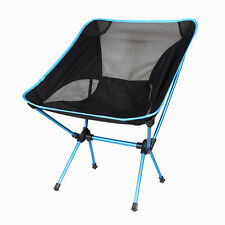 Portable Folding Chair Beach Seat Lightweight for Hiking Fishing Picnic Outdoor
