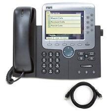 CISCO CP 7970 G SCCP Unified IP Telefono