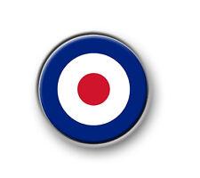 "THE MOD / 1"" / 25mm pin button / badge / music / novelty / pop / sixties"