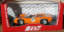 Best Model Bt9333 Lola T 70 Spyder N.27 7th Fuji 1968 T.sakai 1 43 Modellino