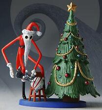 NIGHTMARE BEFORE CHRISTMAS MINI SCENE SANTA JACK & SCARY TEDDY