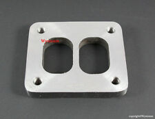 T4 GT3788R GT45 Turbo Divided Inlet FLANGE TAPPED Mild Steel M10 X 1.25 Thr