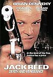 Jack Reed: Death And Vengeance (DVD, 2006)***FREE SHIPPING****