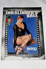 Tattoo Magazine Supplement: Inkslinger's Ball, Hollywood Gala 1997