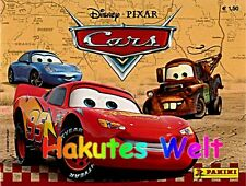 Panini-álbum en blanco-Disney Pixar Cars 2006 frescos de impresión-edición alemana