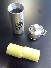 Benson & Hedges Jordan F1 Team oordopjes in aluminium koker