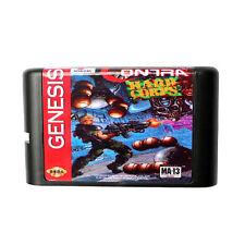 Contra The Hard Corps 16 bit Sega MegaDrive Genesis Game Cartridge Mega