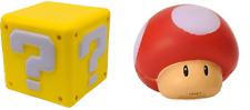 Super Mario Nintendo Stress Ball-Question Block/Toad [Official Merchandise]