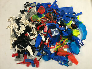 LOT LEGO 1 KG KILO - 100% CLASSIC SPACE - ESPACE
