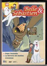 dvd BELLE E SEBASTIEN HOBBY & WORK numero 10