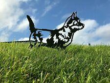 More details for cairn terrier metal dog garden art