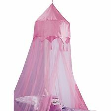 "Style Selections One Twin Canopy Pink 256""x94"""