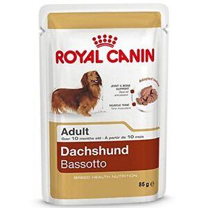 Royal Canin Breed Health Nutrition Dackel Dachshund Adult 12 x 85g Nassfutter
