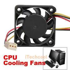 Black 3 Pin 40mm Computer CPU Cooler Cooling Fan PC 4cm 40x40x10mm DC New