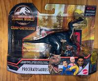 Jurassic World Attack Pack Proceratosaurus Camp Cretaceous Gift Christmas Bday