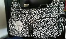 Mimco Overnight Lucid Baby Nappy Gym Travel Print Bag  BRAND NEW NO TAG