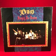 """DIO Hungry For Heaven 1985 UK 3-track 12"""" vinyl single EXCELLENT CONDITION"""