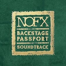 NOFX-Backstage Passport-COLONNA SONORA CD NUOVO