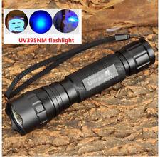 UltraFire WF-501B Blacklight UV 395NM-400NM LED Flashlight Checker Detection