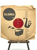 FRANK SINATRA 78 RPM Columbia 36975, They Say It's Wonderful / That Girl I Marry