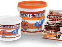 Equine Products Copper-Trition Horse Supplement