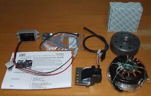 Pannonia 1Zylinder orig. Magnet Anlage Vape / Powerdynamo Lima+Zündung 701579900