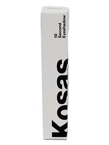 Kosas 10 Second Eyeshadow Lot Supreme Element 6 ml / .20 fl oz. Made In Italy