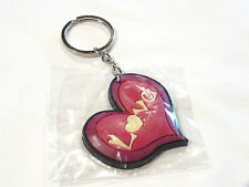 Objet de collection porte-clés Funky Land coeur love  no 23 ( P 1 ) Key ring