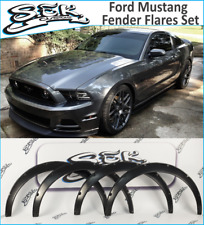 Ford Mustang 05-15 Fender Flares Wide Arches Extensions ABS plastic 5th 2.0 Inch