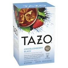 Tazo Iced Blushberry Black (6 Bags/Box)